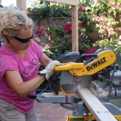 How Women Can Learn Building Skills