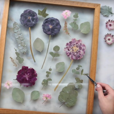 Spring DIY Ideas | She Shed Decor & More