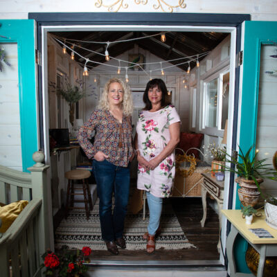 10 Reasons to Have Us Design Your She Shed